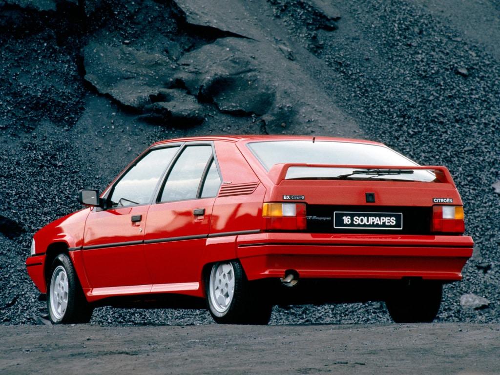 Citroën BX GTI 16S