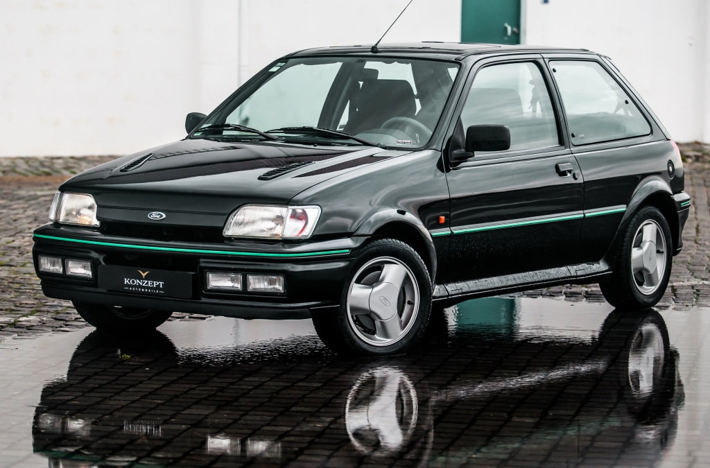 Dossier complet youngtimer - Ford Fiesta RS turbo