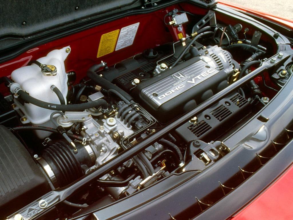 Moteur de la Dossier supercar Honda NSX