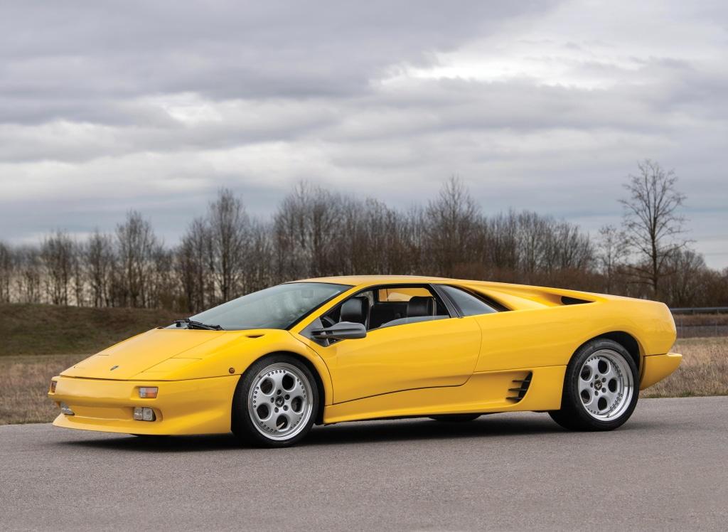 Supercar Lamborghini Diablo