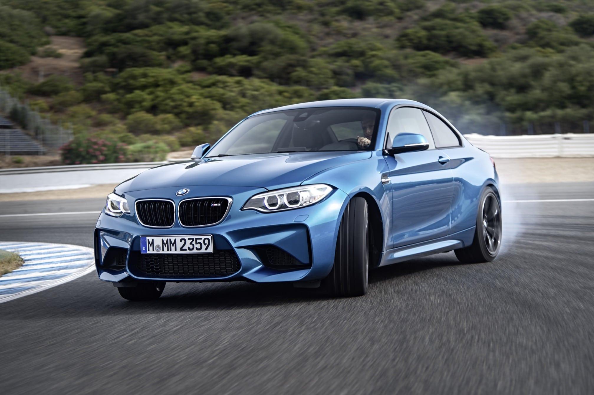 Future BMW M2 (propulsion et moteur de M3)