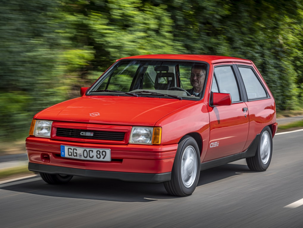 Dossier youngtimer Opel Corsa GSI (A)