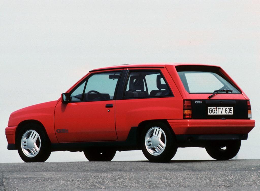 Opel Corsa GSI (A)