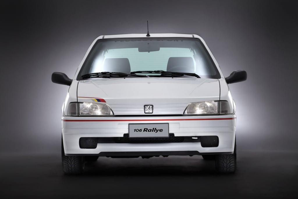 Peugeot 106 Rallye (phase 1)