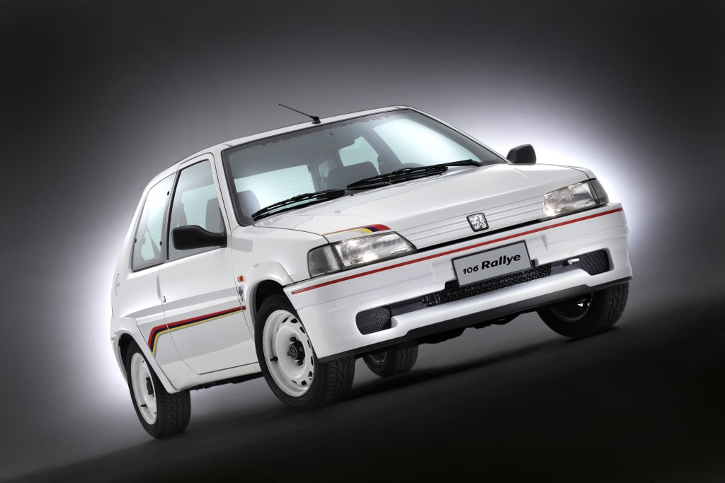 Dossier youngtimer Peugeot 106 Rallye