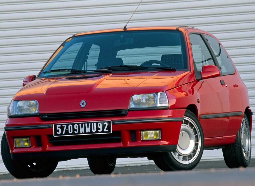 Dossier complet Renault Clio 16S