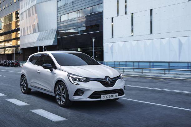 Prix Renault Clio E-Tech