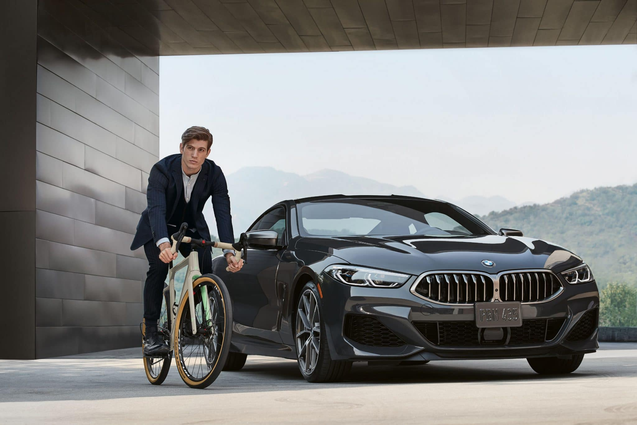 Vélo 3T for BMW