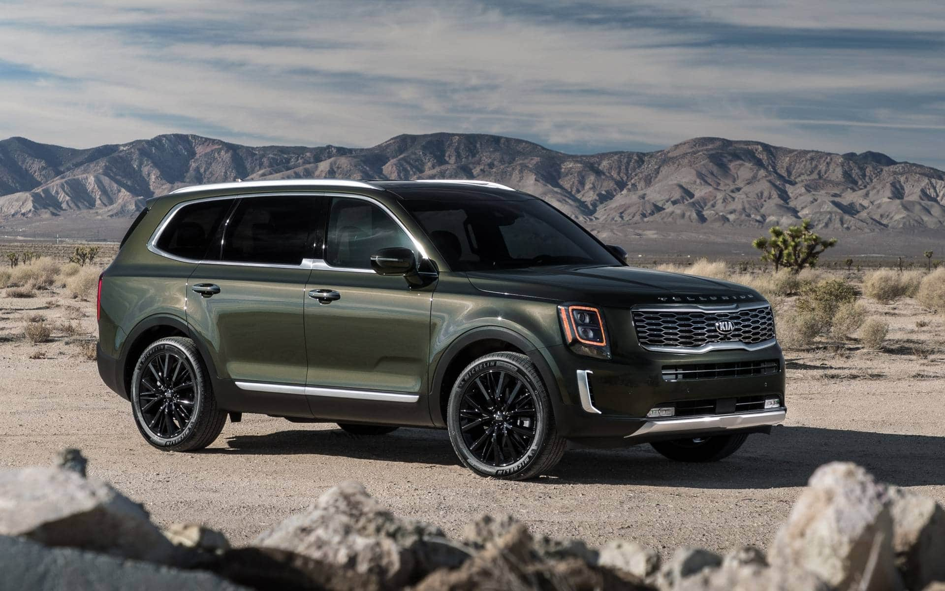 Kia Telluride World Car Awards 2020