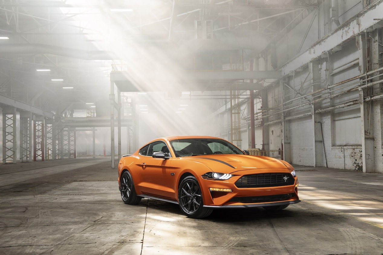 Future Ford Mustang