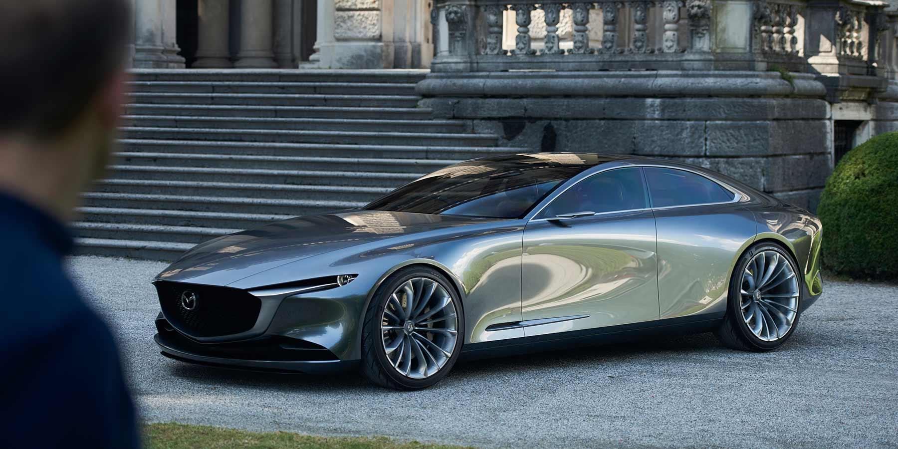 Mazda propulsion