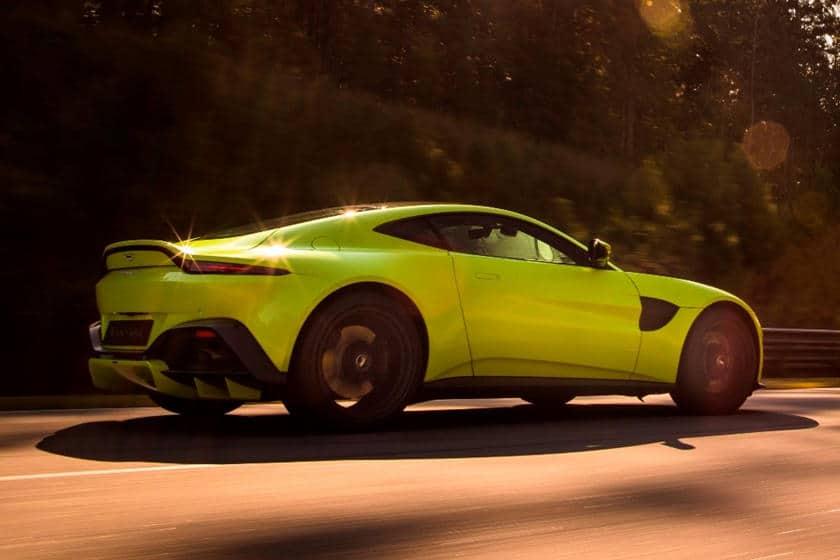 Aston Martin 2020