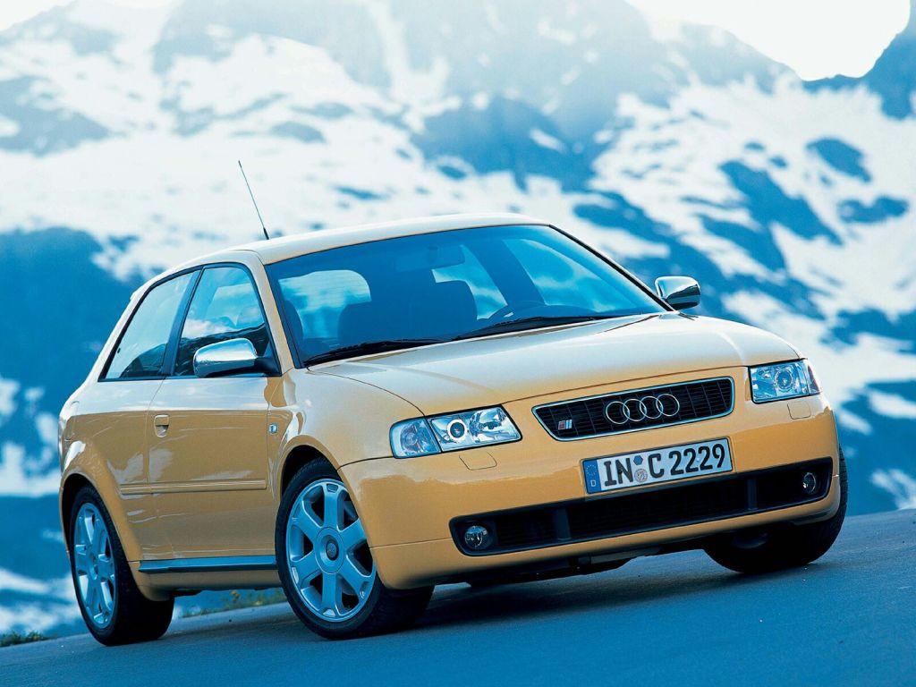Dossier youngtimer Audi S3 (8L)