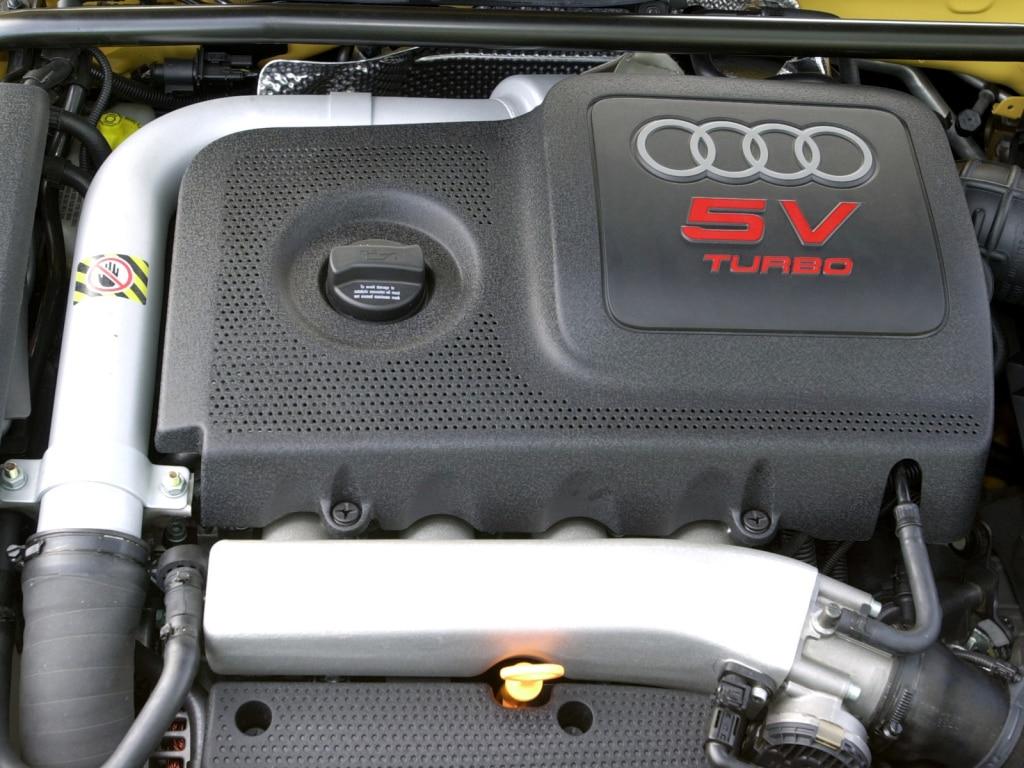 Moteur 5V Audi S3 (8L)