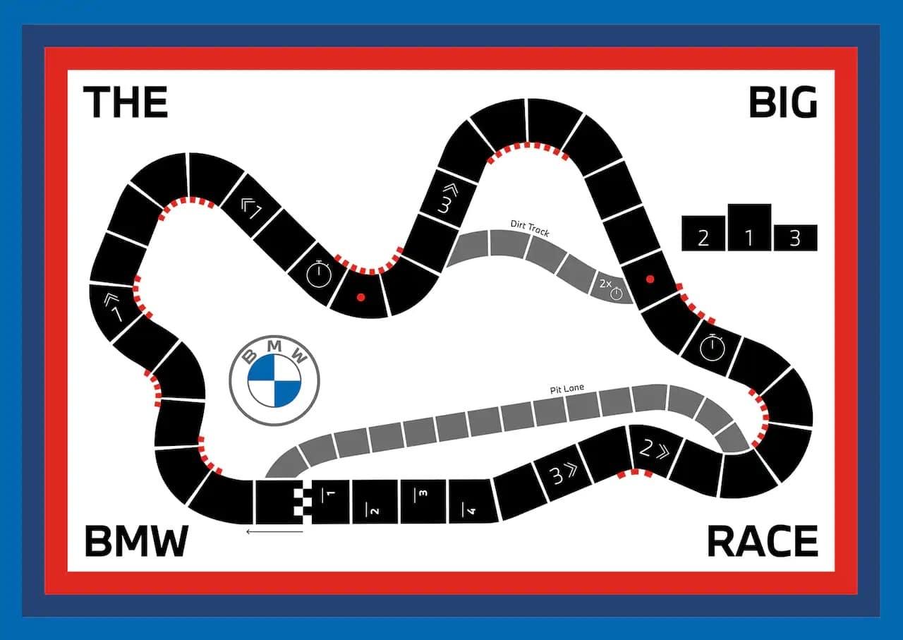 jeux BMW pour le confinement