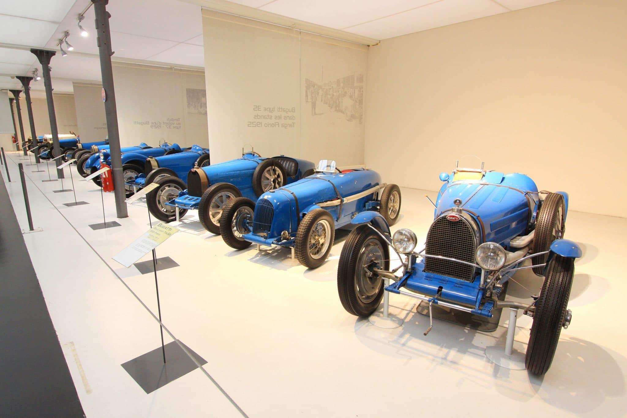 Cité de l'Automobile Bugatti