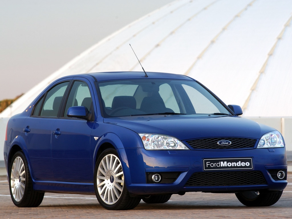 Dossier youngtimer Ford Mondeo ST 220