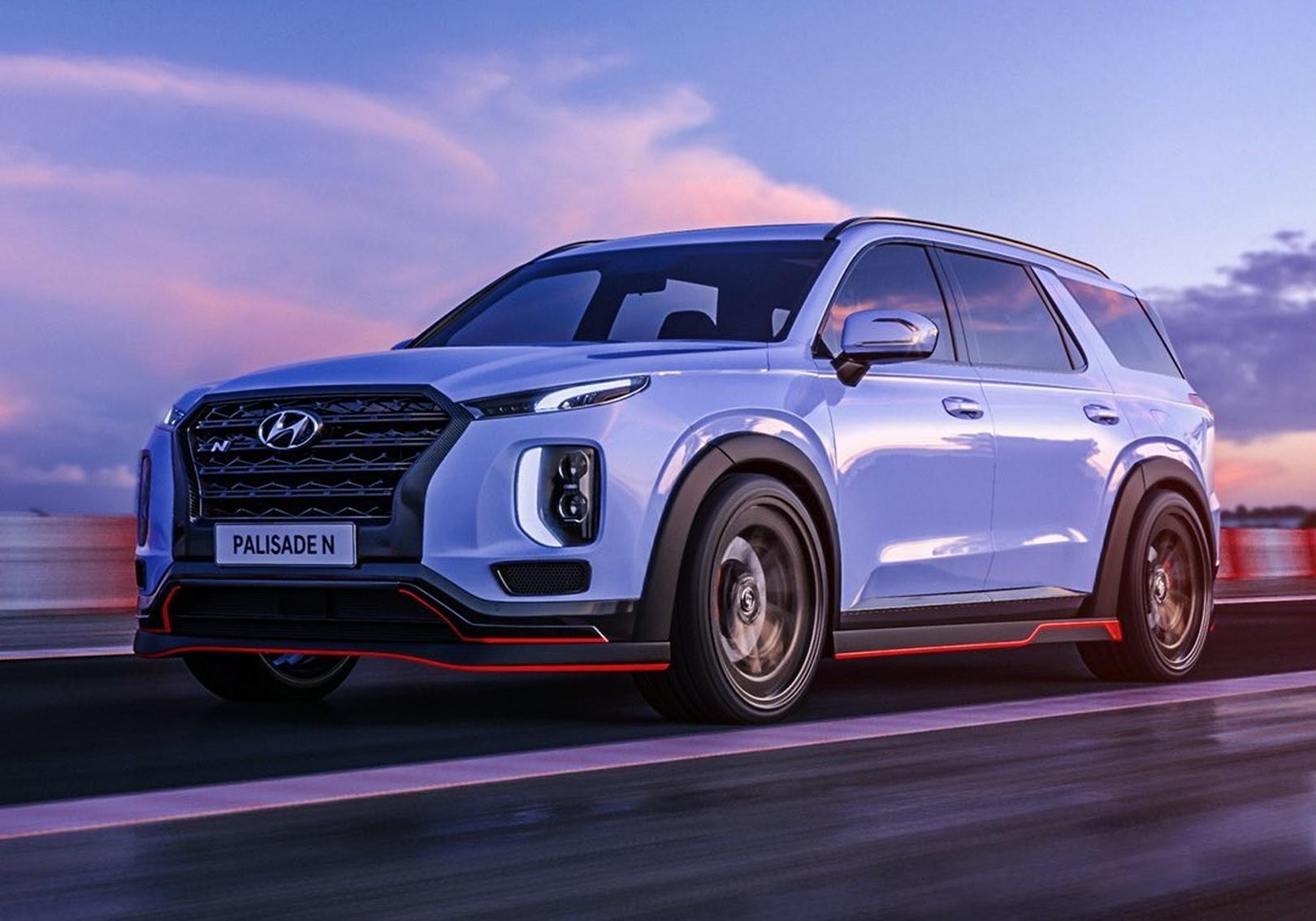 Hyundai Palisade N