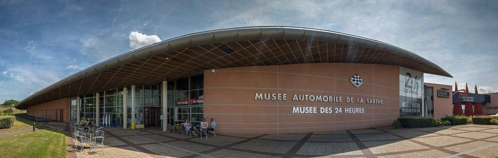 Musée 24 heures du Mans