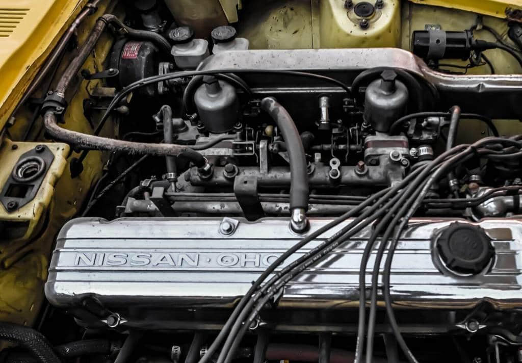 Moteur de la Datsun 240Z