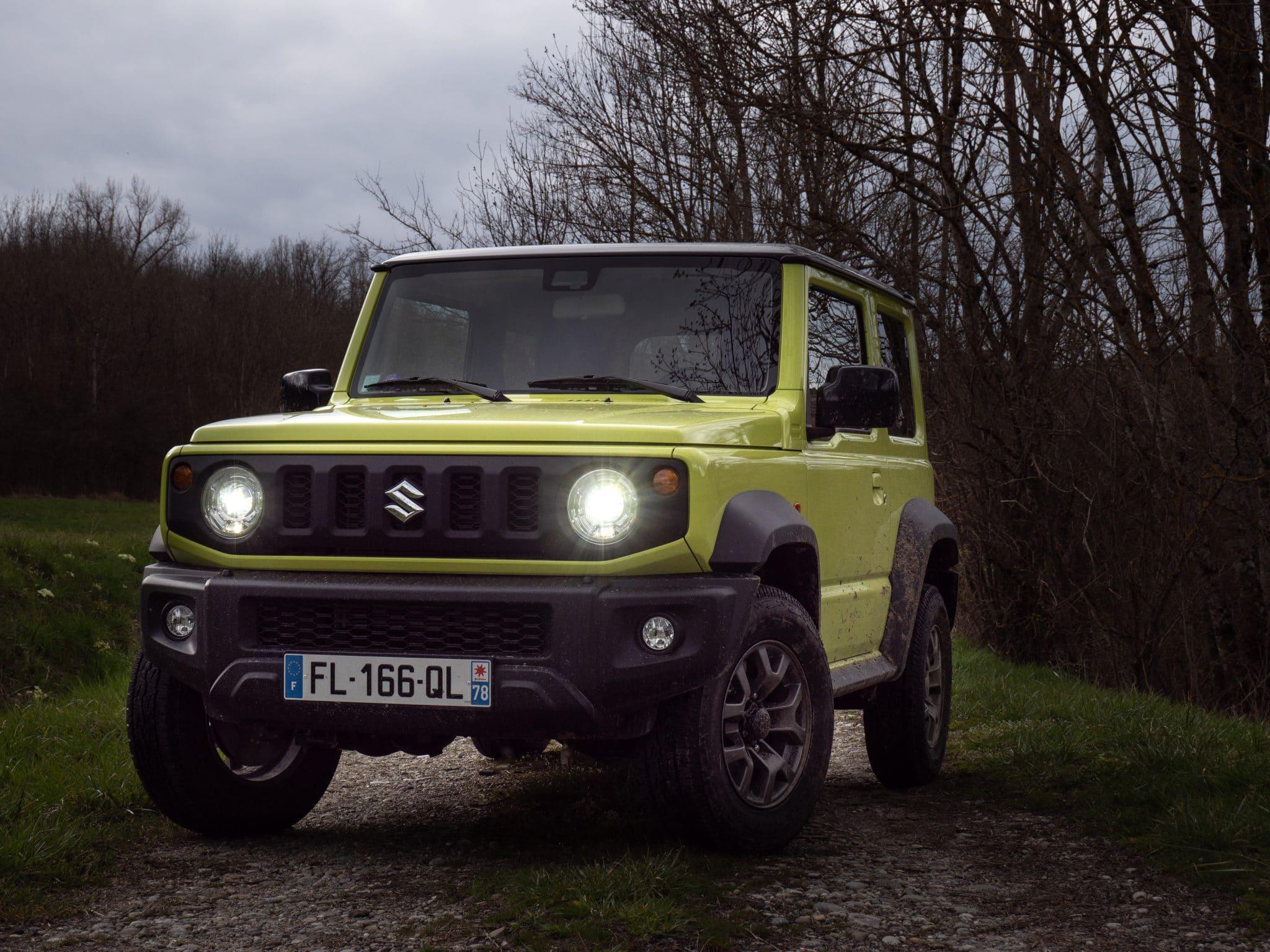 Essai auto longue durée : Suzuki Jimny