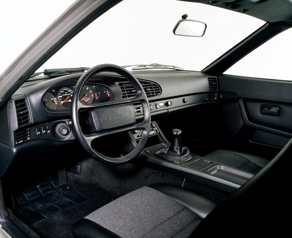 Intérieur Porsche 944 Turbo