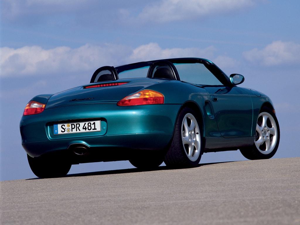 Porsche Boxster 2.5 (986)