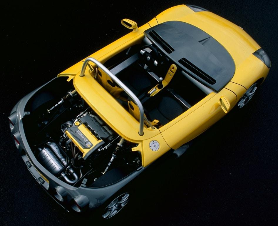 Moteur Renault Spider
