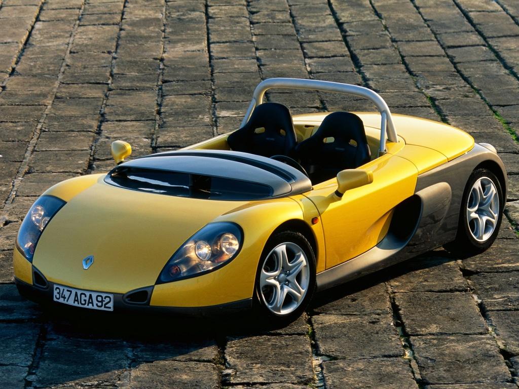 Dossier youngtimer Renault Spider
