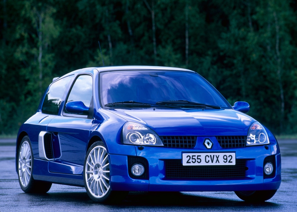 Dossier youngtimer Renault Clio V6 phase 2