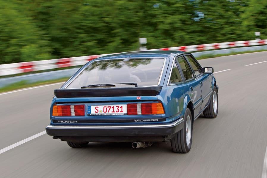 Rover Vitesse 3500 SD1