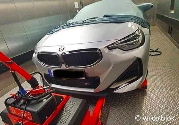 BMW Série 2 leak