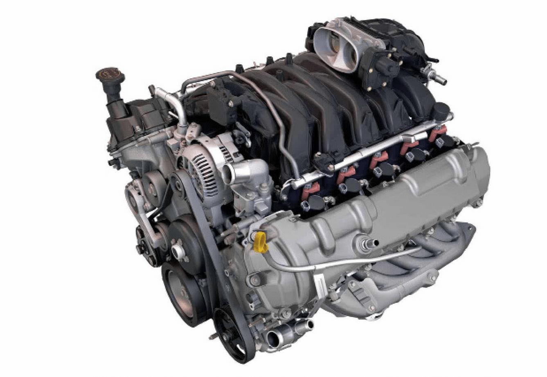 Ford V10 moteur