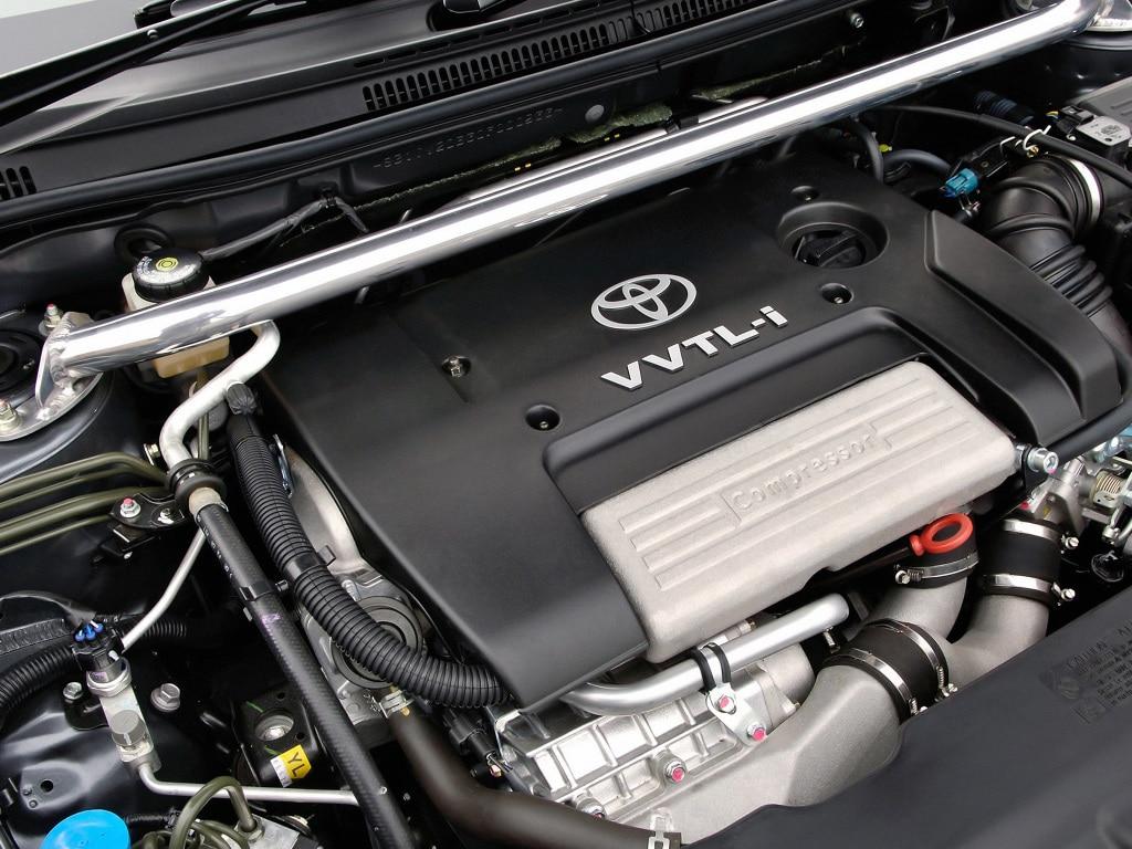 Moteur VVTL-i de la Toyota Corolla TS