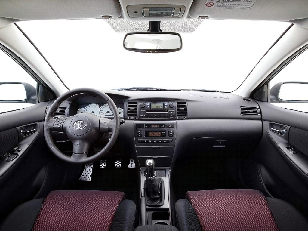 Intérieur Toyota Corolla TS