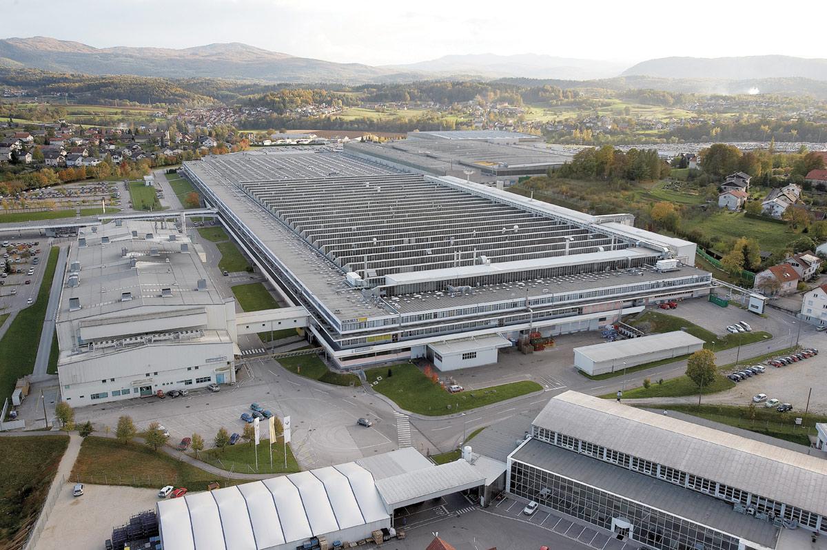 Coronavirus 2020 : usine Renault redémarre