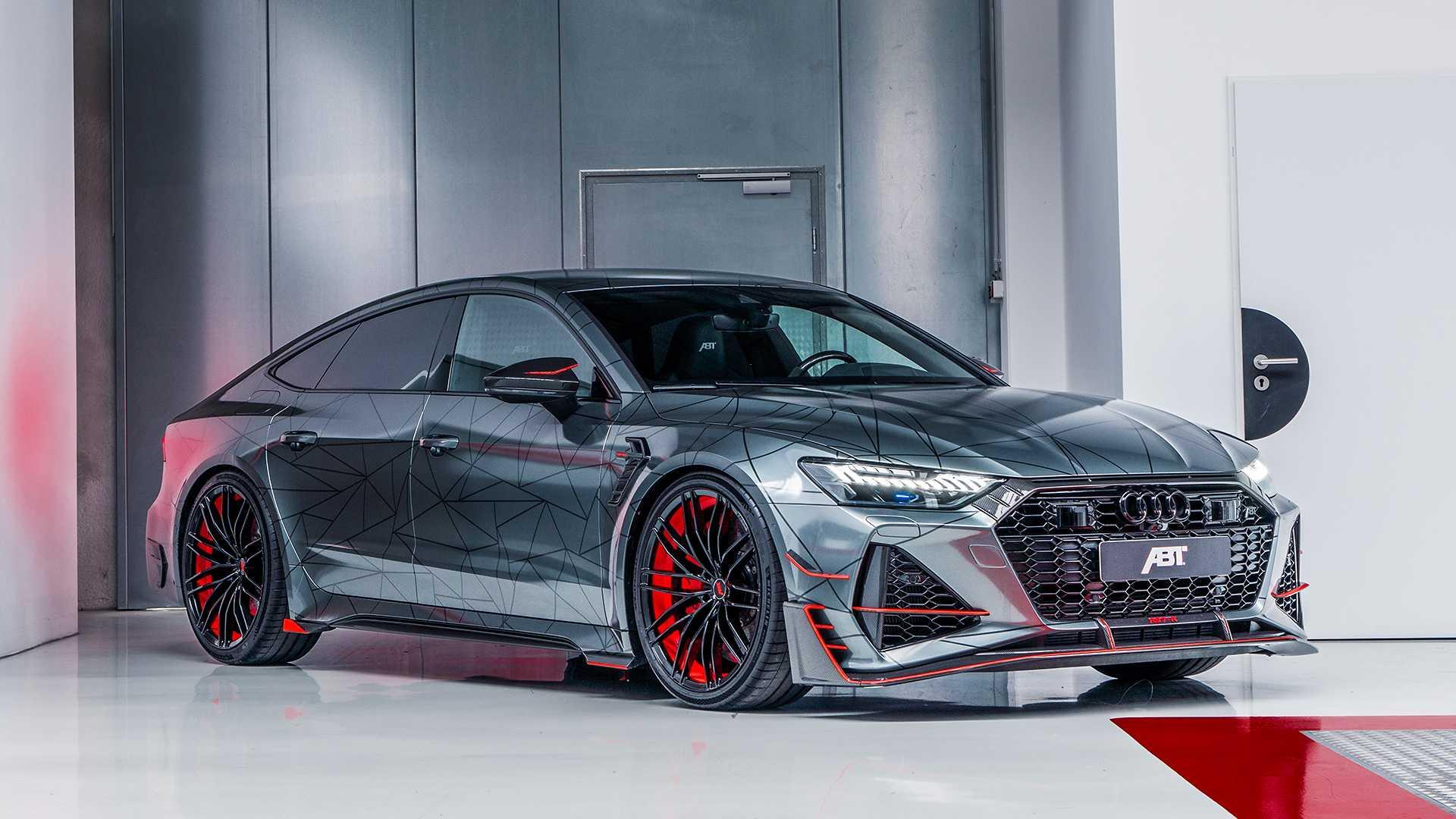 Audi RS7-R par ABT Sportsline