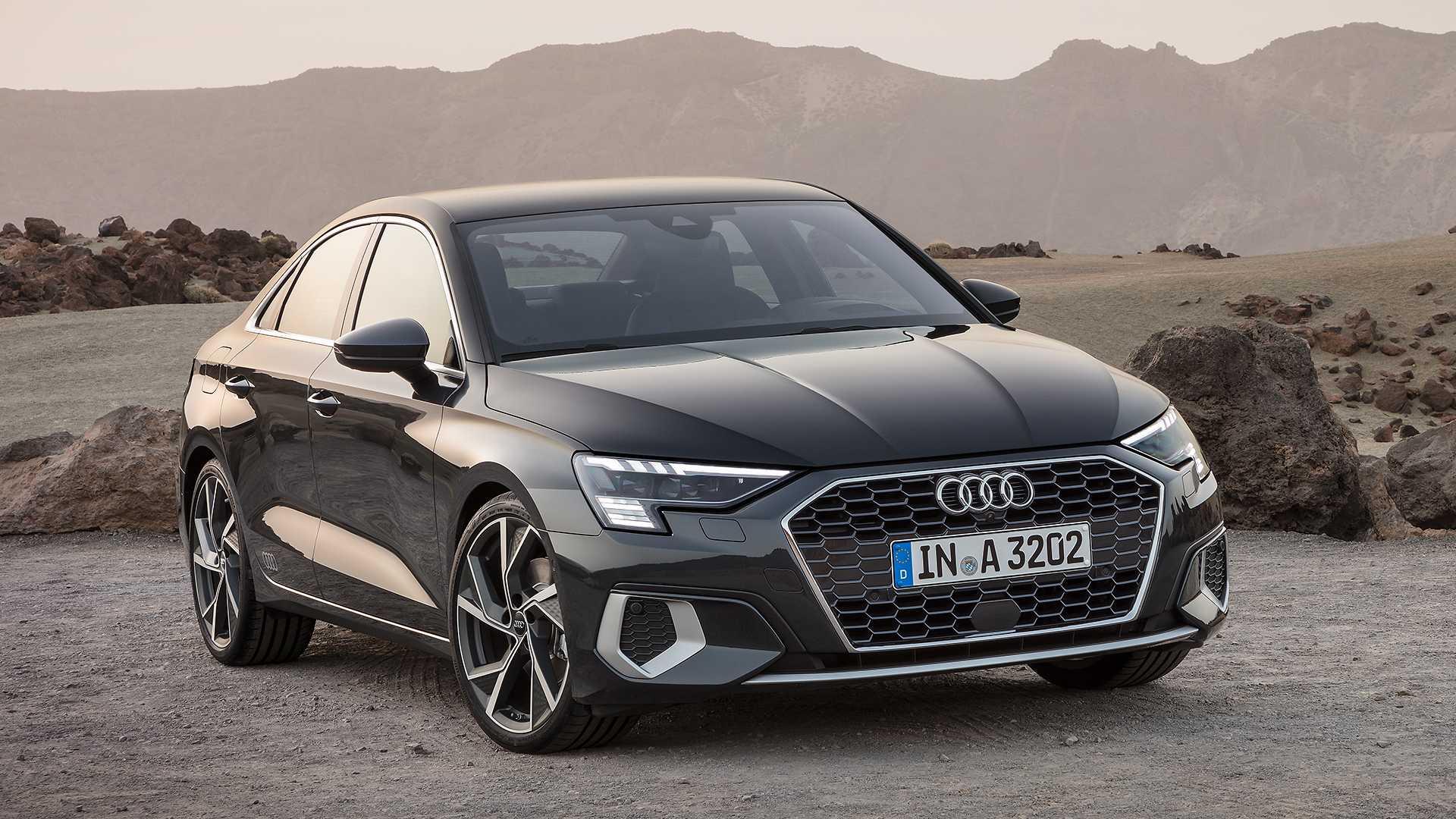 Audi A3 Berline (2020)