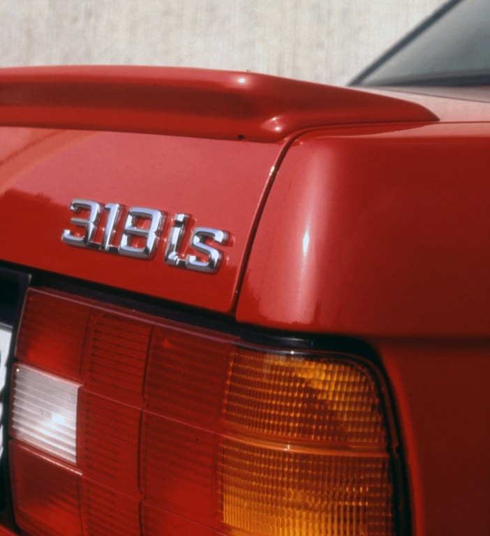 BMW 318iS E30