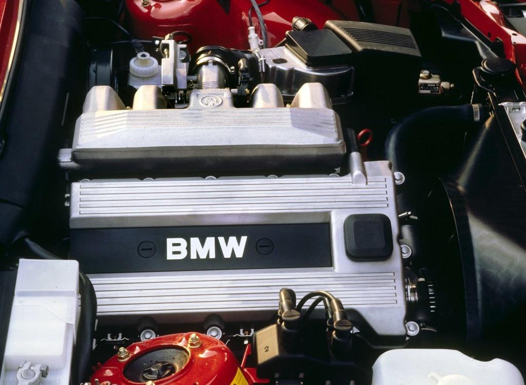 Moteur M42 de la BMW 318iS E30