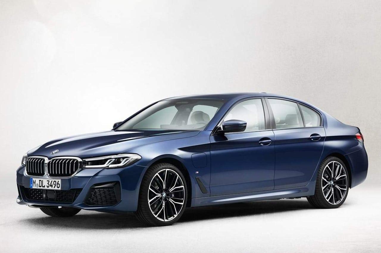 BMW Série 5 2020 restylée