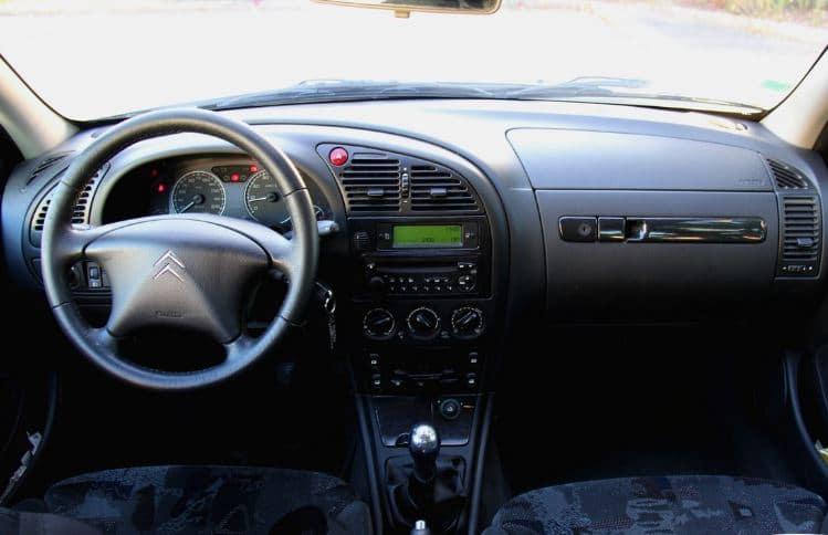 Intérieur Citroën Xsara VTS