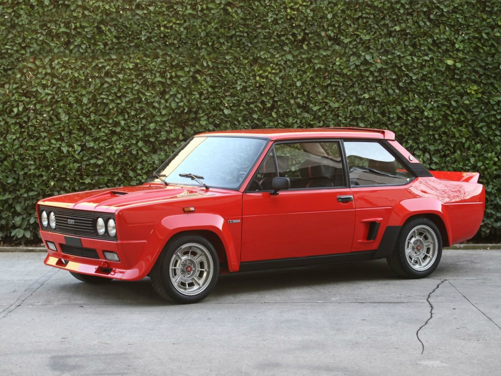 Dossier youngtimer Fiat 131 Abarth