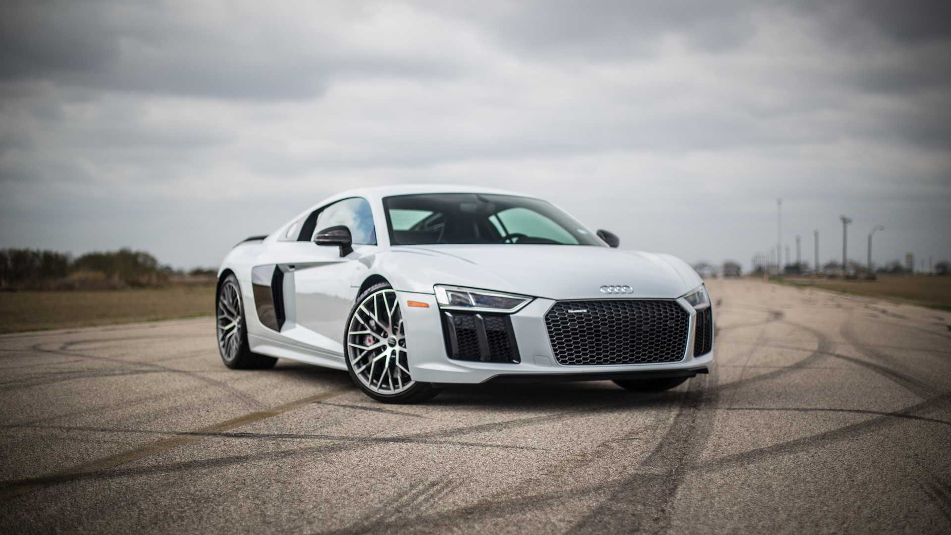Hennessey Performance Audi R8