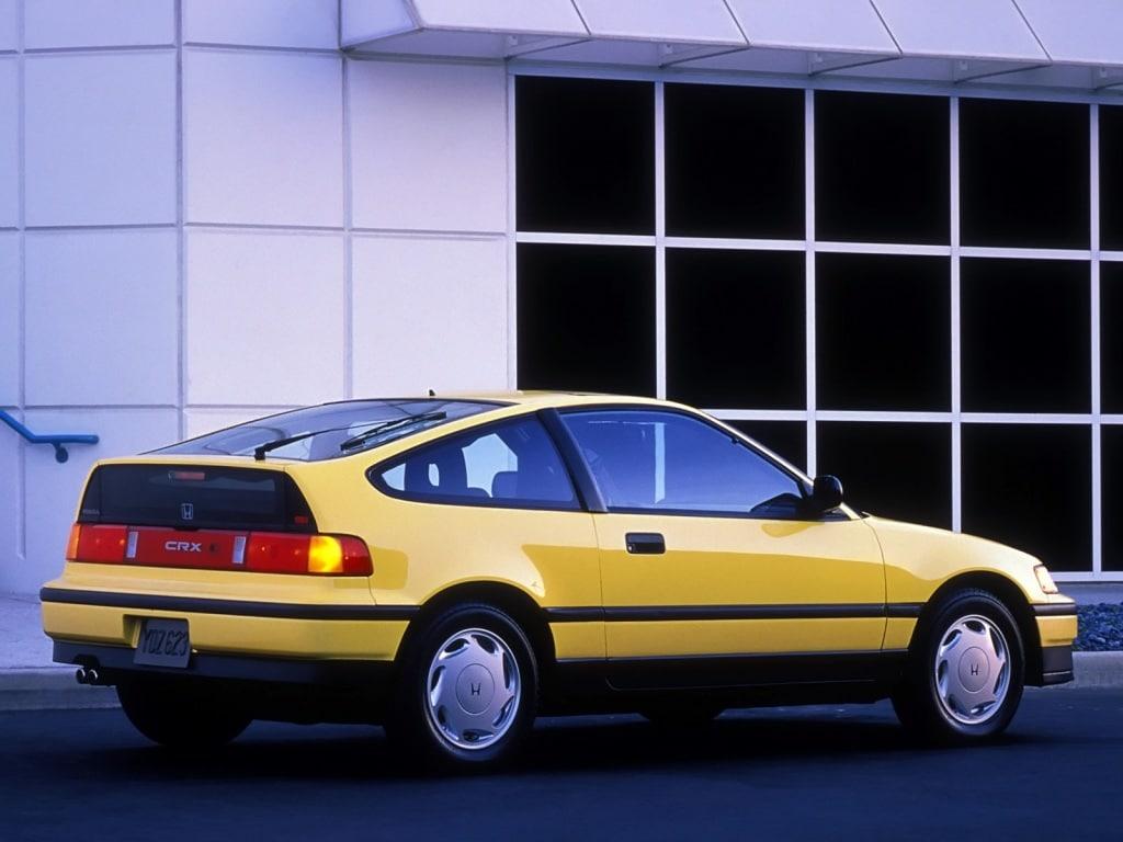 Honda CRX (ED9)