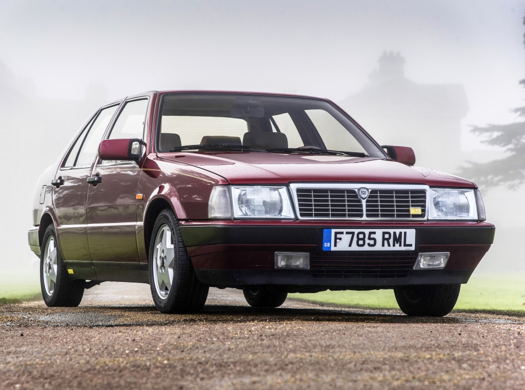 Dossier youngtimer Lancia Thema 8.32