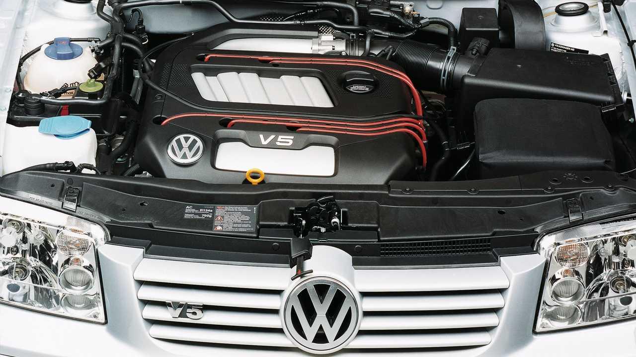 Moteur V5 Volkswagen