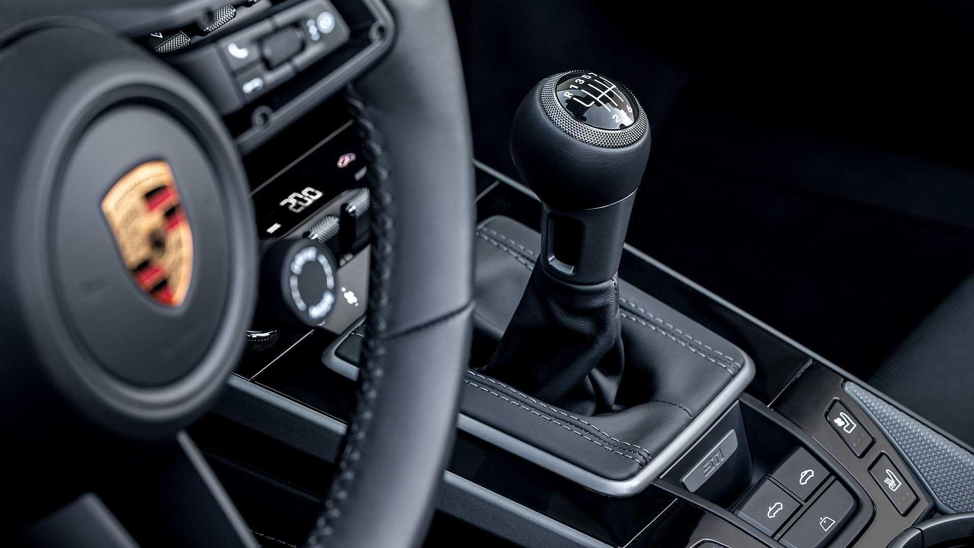 Boîte de vitesses manuelle Porsche 911