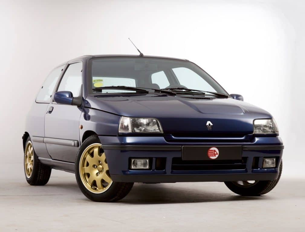 Dossier youngtimer Renault Clio Williams