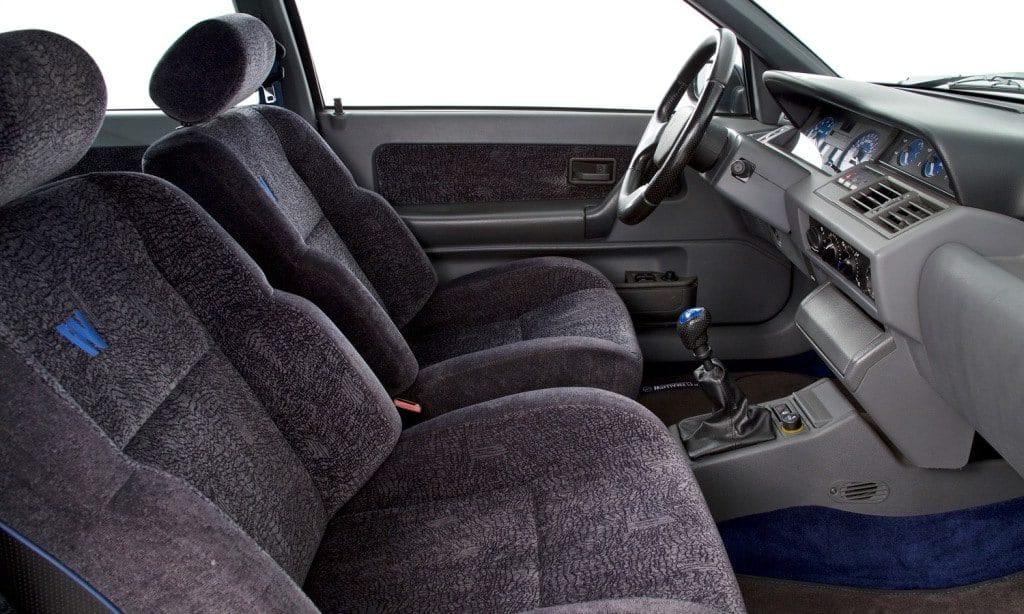 Habitacle Renault Clio Williams